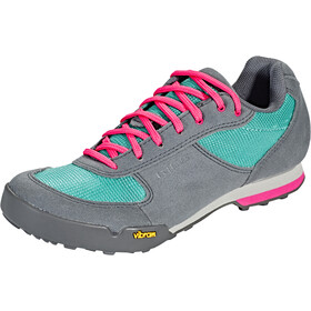 Giro Petra VR Shoes Dame turquoise/bright pink